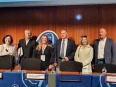 Delegazione di Confartigianato alla Fiera del turismo di Rimini